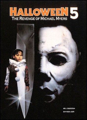 Halloween5 l'histoire du film halloween année en 1989