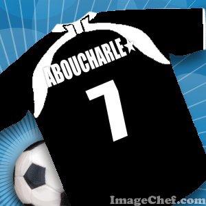 mon rêve c'est le foot