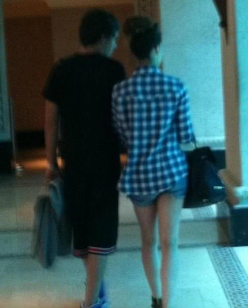 Liam & Danielle au Bahamas