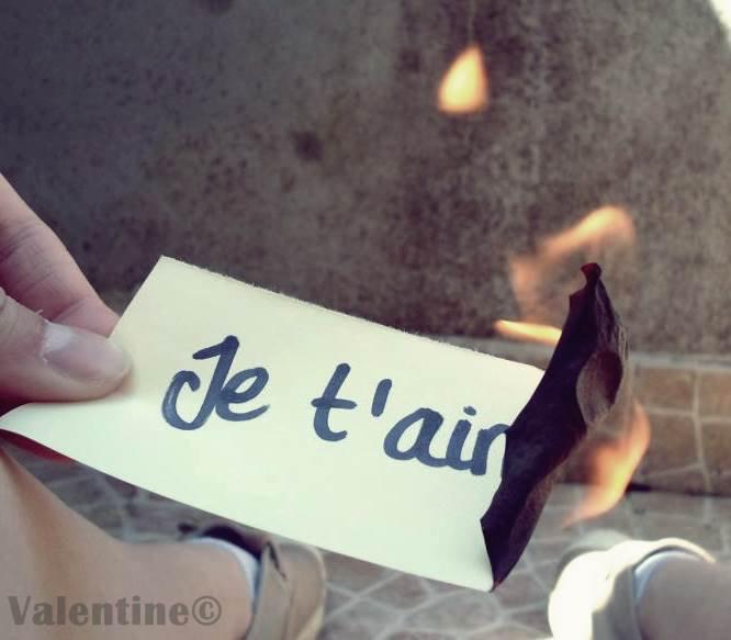 Je t'aimais, oui je t'aimAIS.