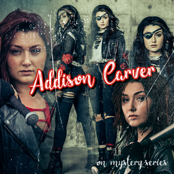 Créas pour Mystery-series