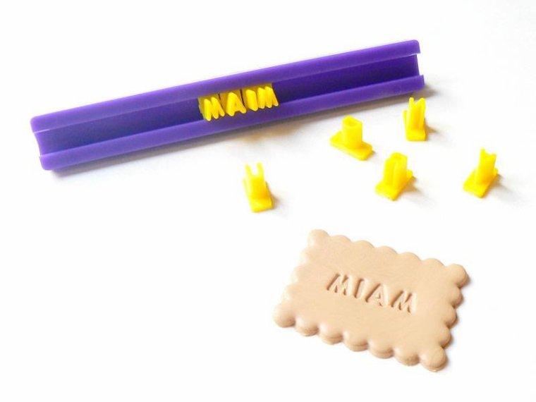 kit lettres et chiffres -la petite épicerie-