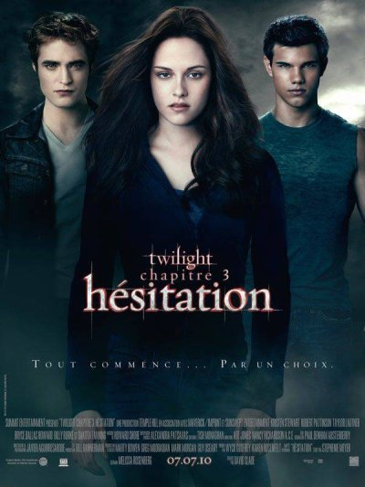 Chapitre 3 : HESITATION