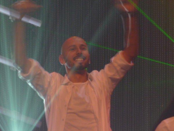 Matt à Lille le 03 décembre 2011