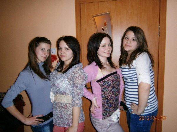 soiré entre filles