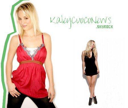 WWW.KALEYCUOCONEWS.SKYROCK.COM ◊ Ta meilleure source sur Kaley Cuoco