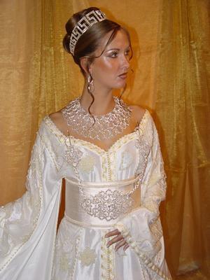 robe marié princesse (marocaine)