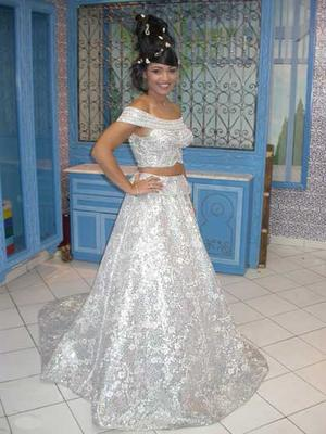 Robe Mariée Tunisienne Robes Pour Mariage Rebeutenue