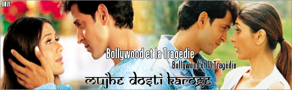 Bollywood & la Tragédie