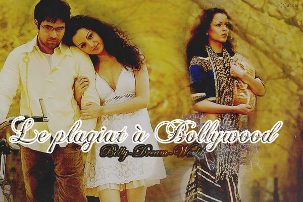 Le plagiat à Bollywood