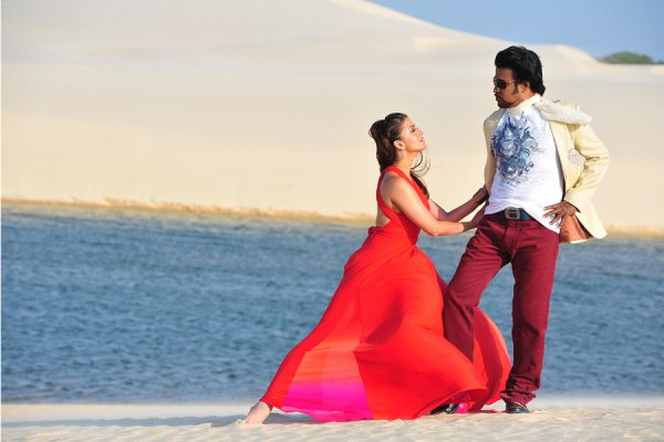 Les séquences musicales à Bollywood
