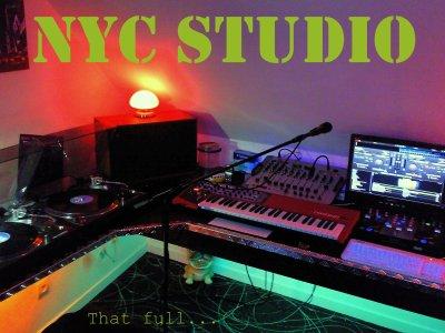 Bienvenue dans mon nouveau studio