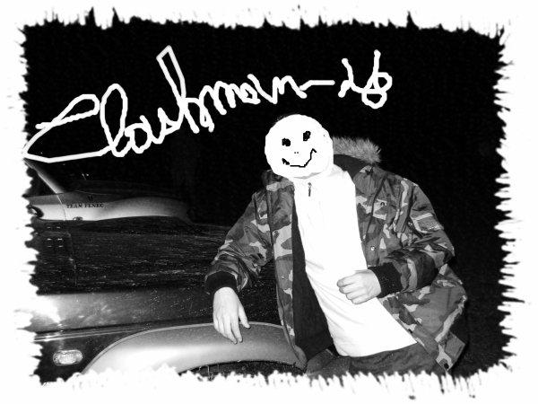 CLASHMAN-U / Futur shame by Clashman-u BIO VERSION (2012)
