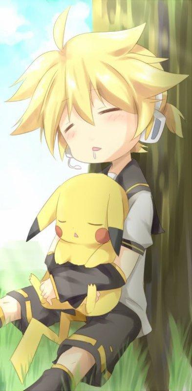Len kawaii