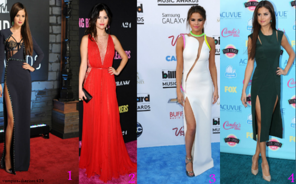 Tenue Selena Gomez !