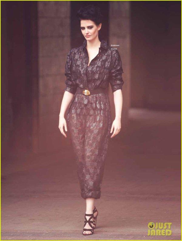 Eva Green: Ruthless & Revanche-Driven dans «Artemisia»