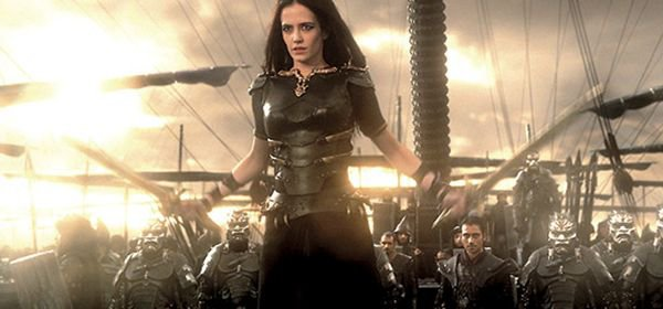 300 Rise of an Empire : Eva Green en guerrière sur une nouvelle photo