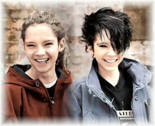 Bill , Tom , je vous aime !♥