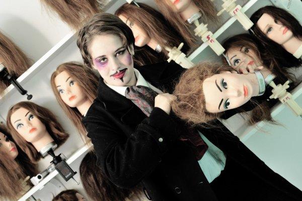 maquillage vilain film comique