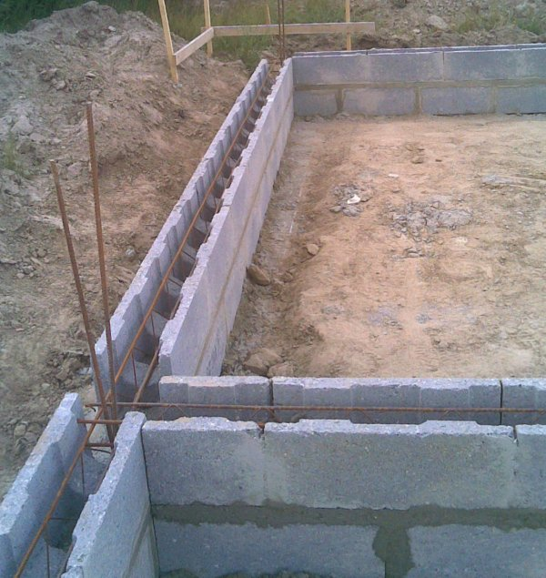 Fondation dalle beton construction c r e ma onneries - Isolation dalle maison ...