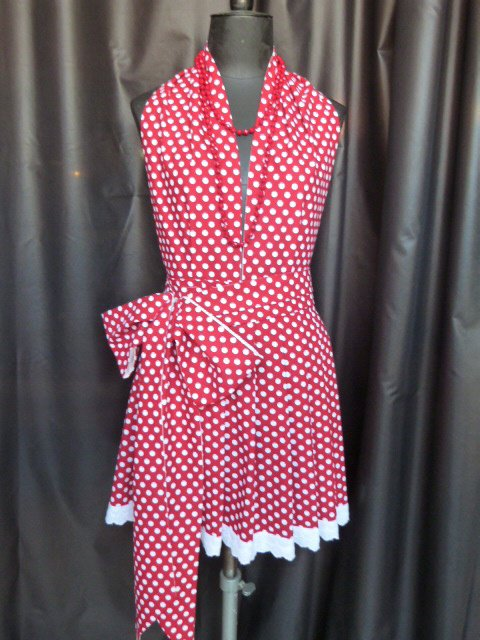 Voici une robe que j'ai créer !