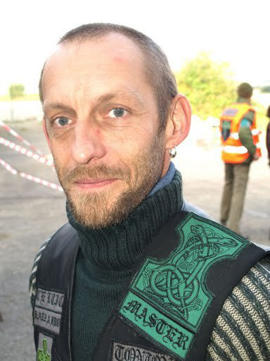 Tonton Vice-Président de la cellule de Belgique