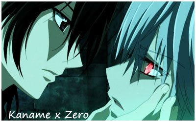 Citation Vampire Knight - Yuki et Kaname - Blog de ...