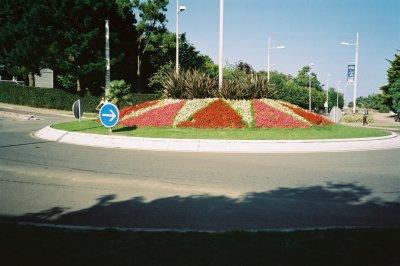 18 - Pare-terres  à  St Brévin  l'Océan (44)