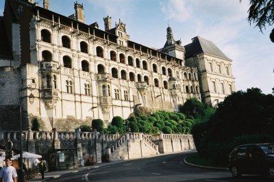 18.4  - Château de Blois & Topiaires