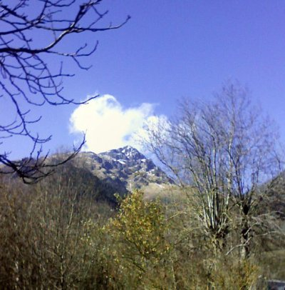 25.1 - Le massif de l'Arbizon...