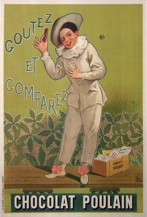 30.4 - Hommage  à Firmin Bouisset , illustrateur moissagais