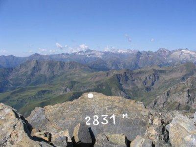 25.2 - Du sommet de l'Arbizon