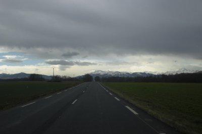 32 - Sur la route de Pyrénées...
