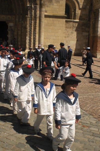 37.1 - Le couronnement de la rosière - Pentecôte 2010