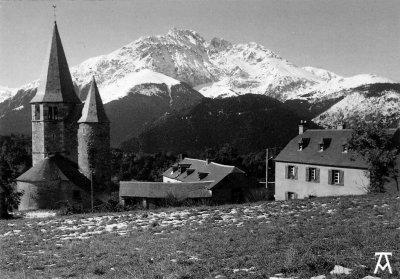 39.1  - L'Arbizon vu de  Lançon (65)