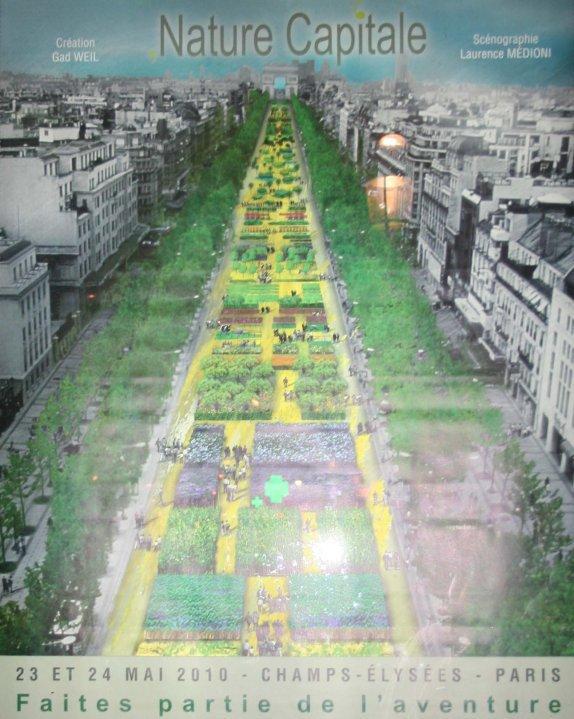 39.3 - Capitale Nature sur les Champs Elysées