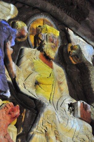 40.4 -  Inédit : colorisation du tympan le 13 juillet