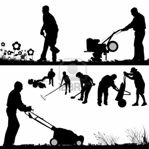 54.3 - Je cherche un jardinier ...