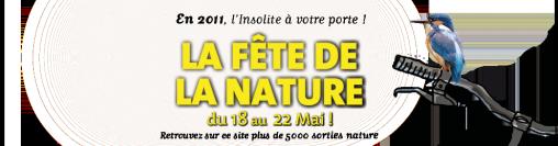 59.1 - Fête de la Nature du 18 au 22 mai