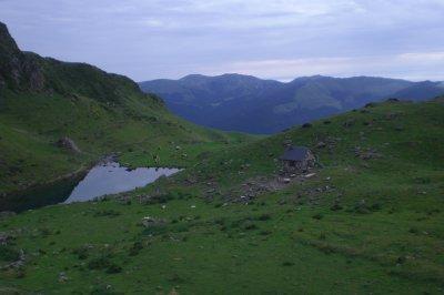 63.4- Le lac d'Arou et après  ...