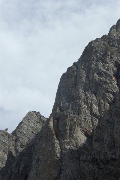 67.1 - En descendant de la montagne  ....