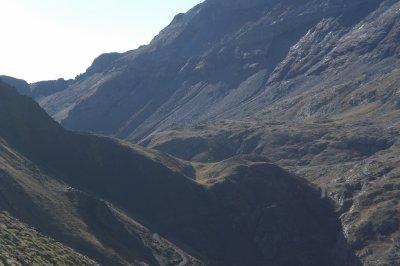 71.1 - De Cap en Pic ,  vers le sommet de l'Ourdissetou...