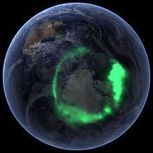 81.4 - La plus forte éruption solaire depuis 2005 et les aurores boréales