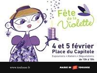 81.3 - Fête de la violette - à Toulouse