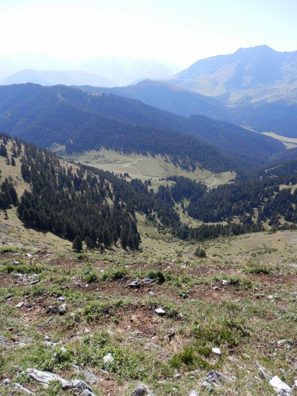 98.4- Atteindre le sommet et redescendre, un  chemin de rencontres...