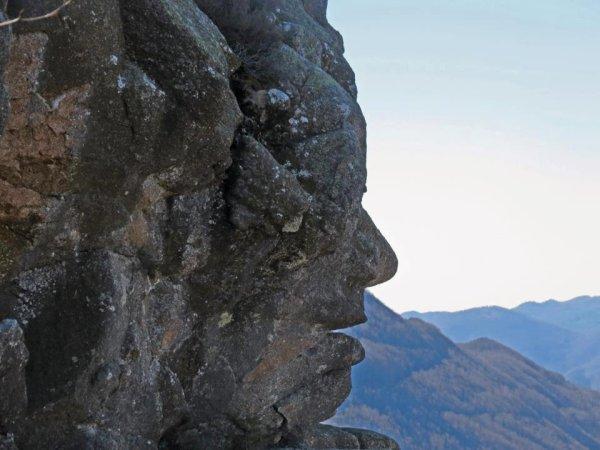 109 - Profil montagnard- vers les Tours de Cabrens (Pyrénées orientales)