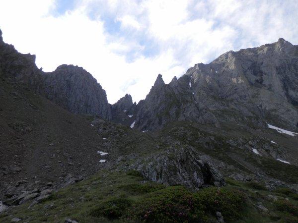 121.4 - Au nom du père - 26 juillet 2013 en marche vers le sommet de l'Arbizon