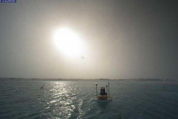 130.2 - Réchauffement climatique: le Pôle Nord est un lac depuis le 13 juillet