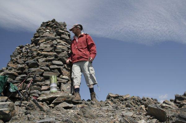 128.3 - Objectif , sommet de l' Arbizon.... atteint  !!!