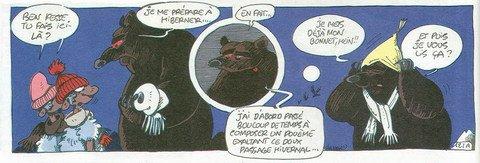 134.3  - L'homme qui à vu l'Ours ... Pyros